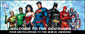 Welcome to the Unofficial Guide to the NEW DC Universe